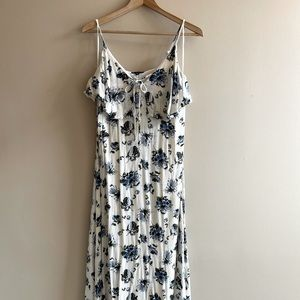 Very J floral maxi SIZE S